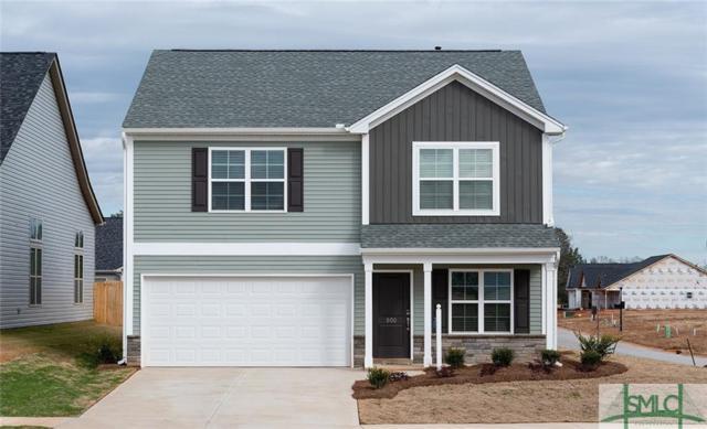 622 Majestic Drive, Guyton, GA 31312 (MLS #201793) :: Coastal Savannah Homes