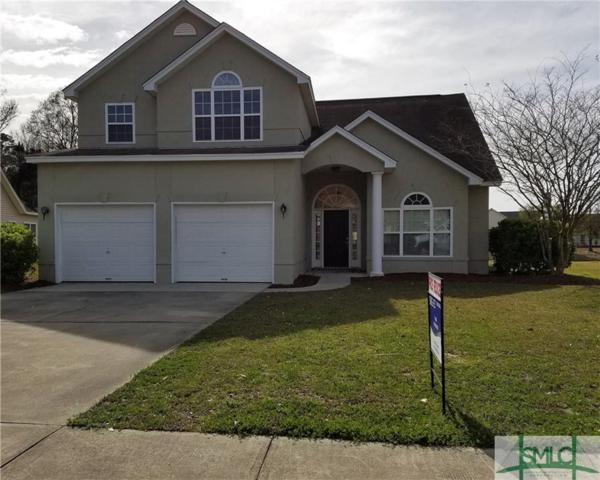 407 Stonebridge Circle, Savannah, GA 31419 (MLS #201820) :: The Arlow Real Estate Group