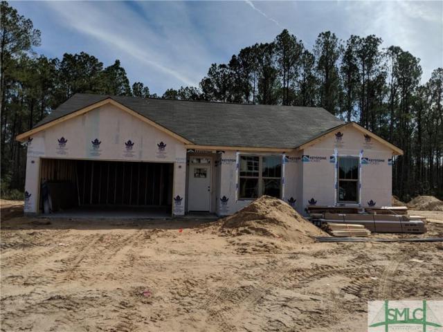 205 Timberlake Drive, Guyton, GA 31312 (MLS #201907) :: The Sheila Doney Team