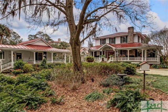 623 Dancy Avenue, Savannah, GA 31419 (MLS #201913) :: Coastal Savannah Homes