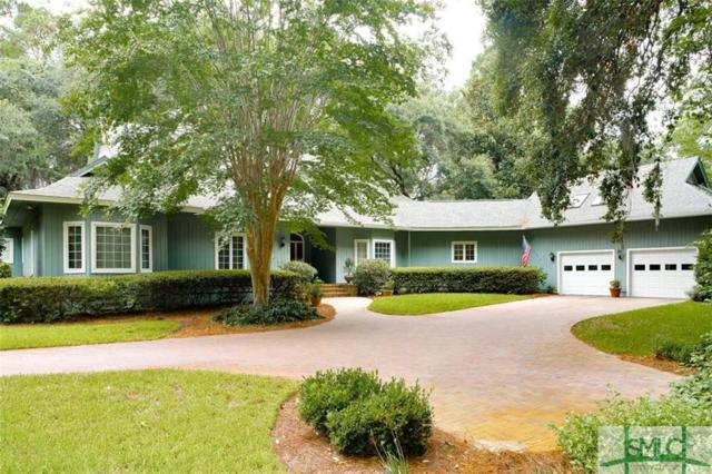 1 Brickthorn Court, Savannah, GA 31411 (MLS #201955) :: Keller Williams Realty-CAP
