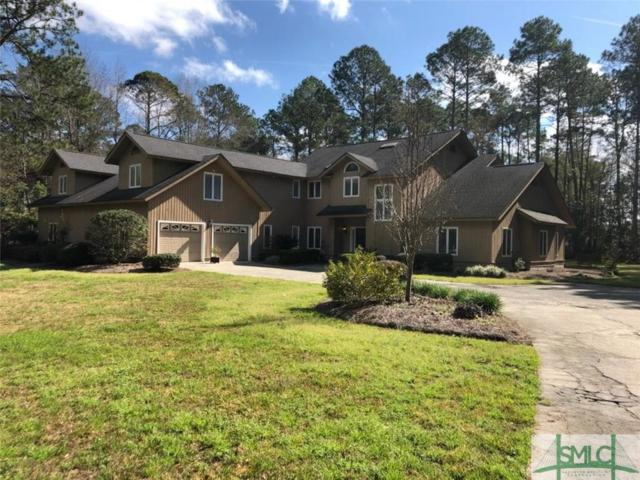 128 Cypress Drive, Rincon, GA 31326 (MLS #201972) :: McIntosh Realty Team