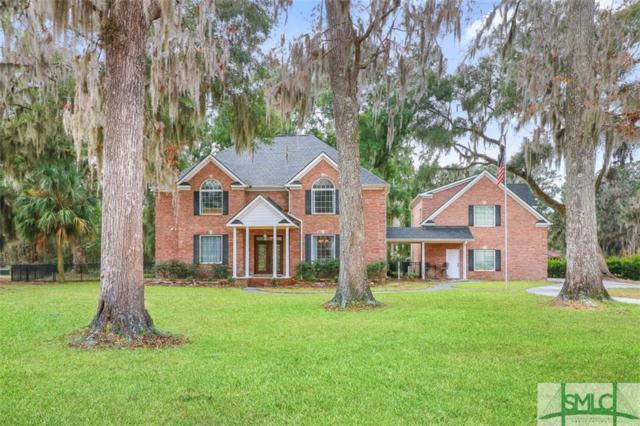 53 Bluff View Drive, Richmond Hill, GA 31324 (MLS #201999) :: Coastal Savannah Homes