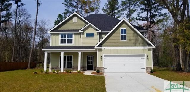 113 Cypress Loop, Bloomingdale, GA 31302 (MLS #202023) :: The Randy Bocook Real Estate Team