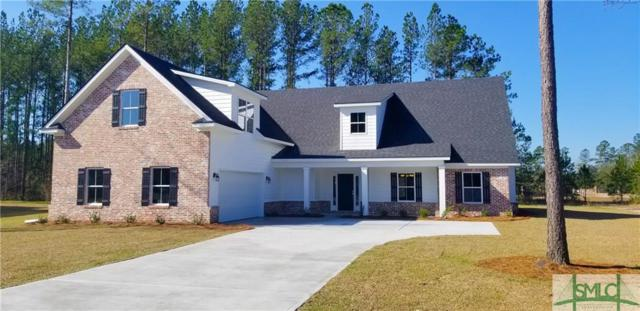 144 Sapphire Circle, Guyton, GA 31312 (MLS #202035) :: The Randy Bocook Real Estate Team