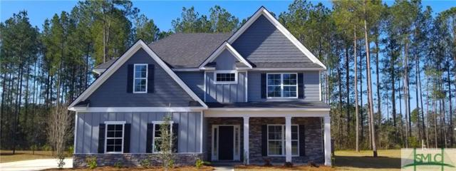 146 Sapphire Circle, Guyton, GA 31312 (MLS #202036) :: The Randy Bocook Real Estate Team