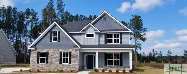 100 Ruby Trail, Guyton, GA 31312 (MLS #202040) :: The Randy Bocook Real Estate Team