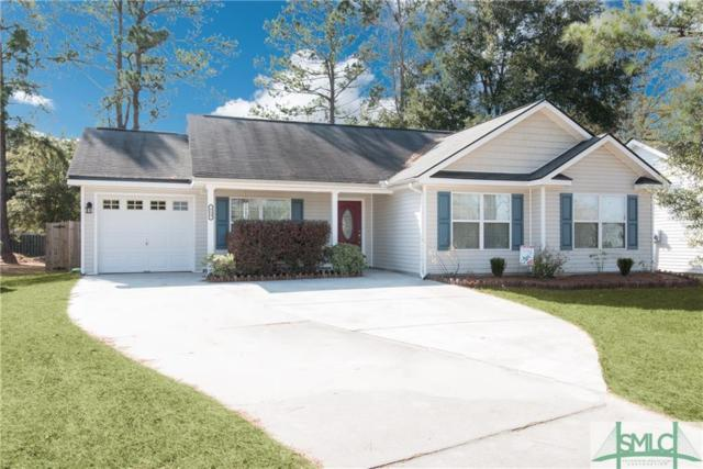 113 S Circle Drive, Savannah, GA 31405 (MLS #202061) :: Karyn Thomas