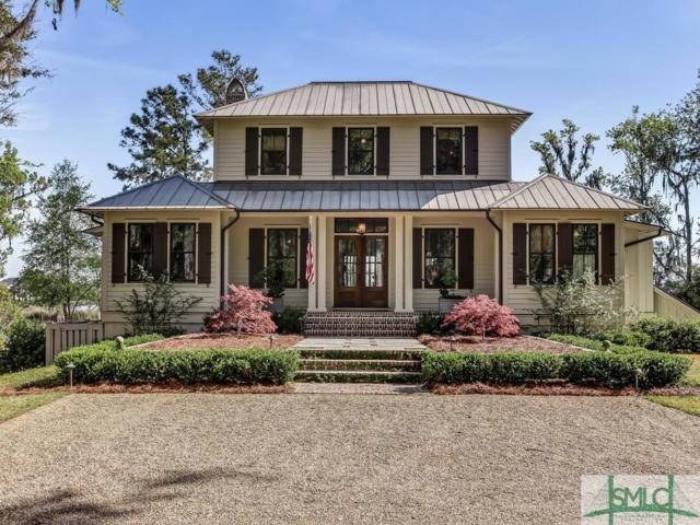 390 Little Lulu Lane, Richmond Hill, GA 31324 (MLS #202344) :: The Arlow Real Estate Group