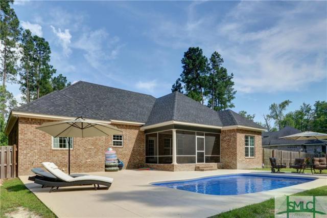 148 Sweetwater Circle, Rincon, GA 31326 (MLS #202416) :: McIntosh Realty Team