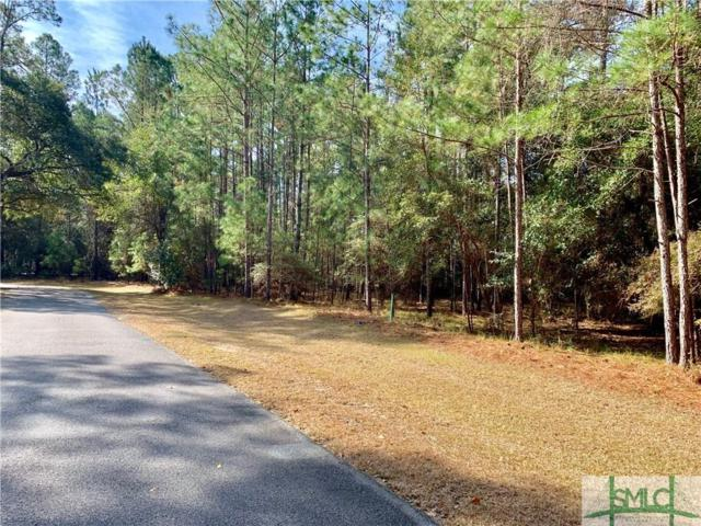 Lot 205 Winterberry Court, Townsend, GA 31331 (MLS #202438) :: The Randy Bocook Real Estate Team