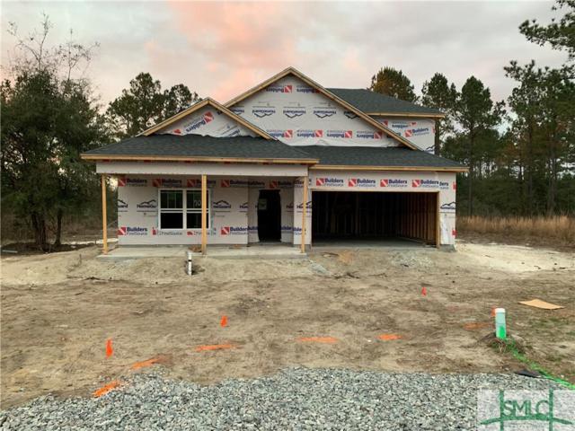80 Sugar Pine Drive, Richmond Hill, GA 31324 (MLS #202483) :: Karyn Thomas