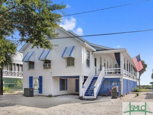 6 13th Place, Tybee Island, GA 31328 (MLS #202488) :: Keller Williams Realty-CAP