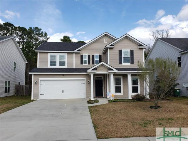 14 Melody Drive, Pooler, GA 31322 (MLS #202505) :: McIntosh Realty Team