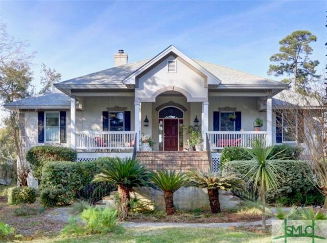 214 C E East Point Drive, Savannah, GA 31410 (MLS #202552) :: The Arlow Real Estate Group