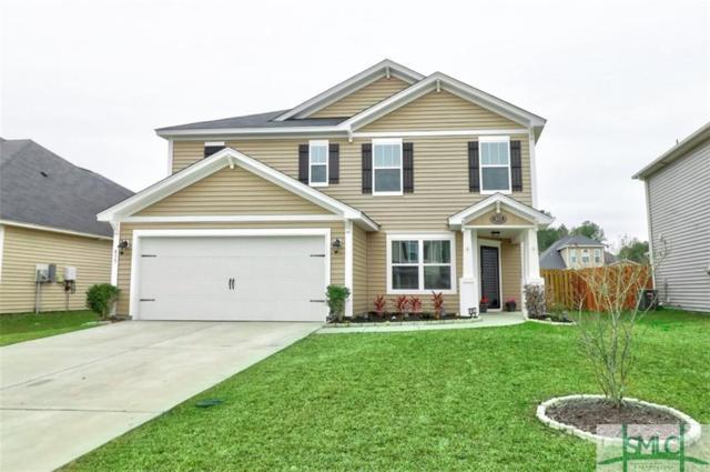415 Lions Den Drive, Pooler, GA 31322 (MLS #202590) :: Coastal Savannah Homes