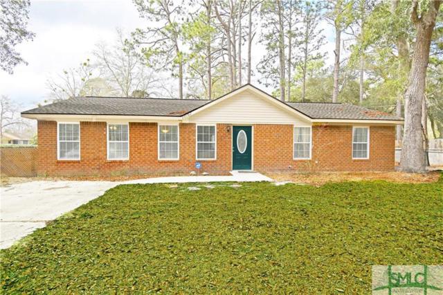 1091 Kelly Drive, Hinesville, GA 31313 (MLS #202636) :: Coastal Savannah Homes