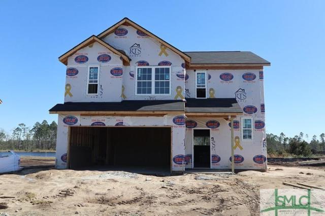 1591 Longleaf Court, Hinesville, GA 31313 (MLS #202737) :: The Randy Bocook Real Estate Team