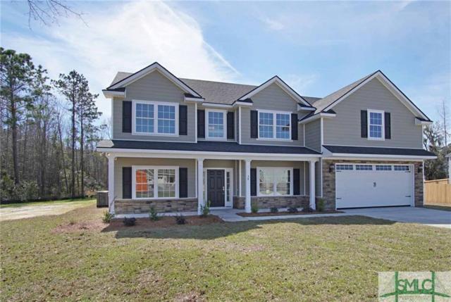 175 Shortleaf Trail, Richmond Hill, GA 31324 (MLS #202971) :: Level Ten Real Estate Group