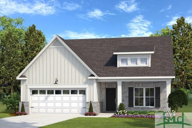 102 Oakdene Road, Pooler, GA 31322 (MLS #203050) :: The Randy Bocook Real Estate Team