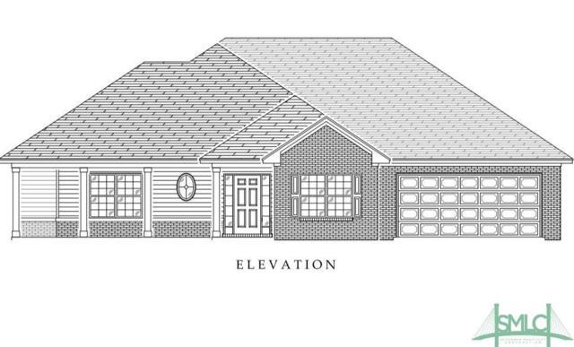 105 Poole Road SE, Ludowici, GA 31316 (MLS #203114) :: The Randy Bocook Real Estate Team