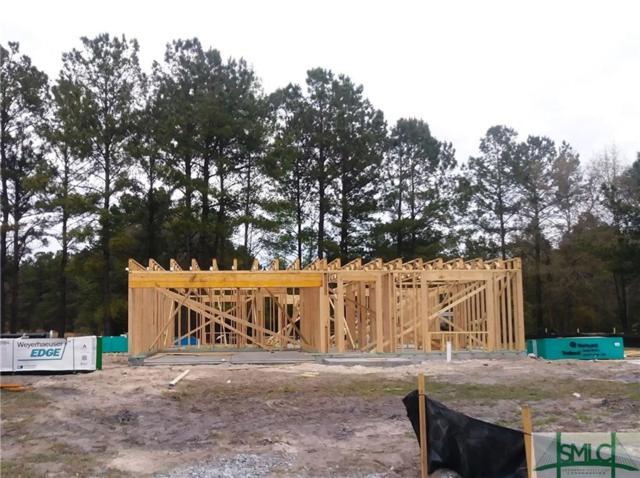 15 Blackberry Circle, Guyton, GA 31312 (MLS #203167) :: Coastal Savannah Homes
