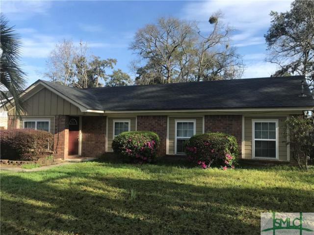 124 Greenbriar Court, Savannah, GA 31419 (MLS #203195) :: Coastal Savannah Homes