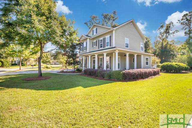 2 Rockaway Lane, Savannah, GA 31419 (MLS #203237) :: Liza DiMarco