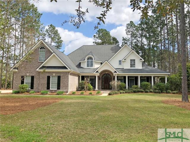 120 Post House Trail, Pooler, GA 31322 (MLS #203286) :: Teresa Cowart Team
