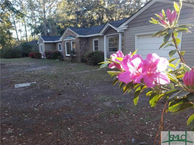 122 Schley Avenue, Savannah, GA 31419 (MLS #203295) :: Karyn Thomas