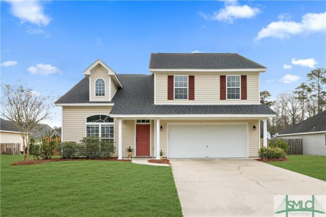 5 Fieldstone Court, Savannah, GA 31419 (MLS #203365) :: The Arlow Real Estate Group