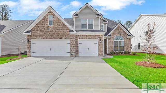 343 Coconut Drive, Bloomingdale, GA 31302 (MLS #203406) :: The Arlow Real Estate Group