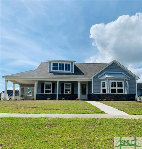 510 Lakeside Boulevard, Port Wentworth, GA 31407 (MLS #203422) :: The Randy Bocook Real Estate Team