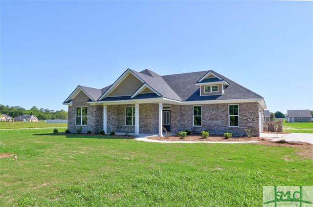 529 Braves Field Drive, Guyton, GA 31312 (MLS #203589) :: Teresa Cowart Team