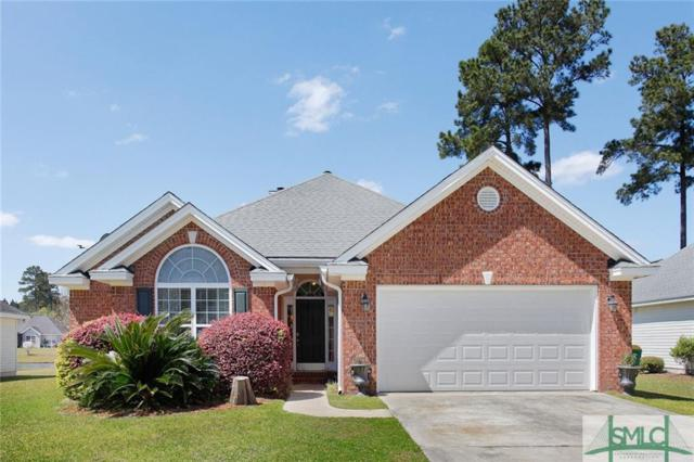 136 Fire Thorn Lane, Pooler, GA 31322 (MLS #203657) :: The Sheila Doney Team