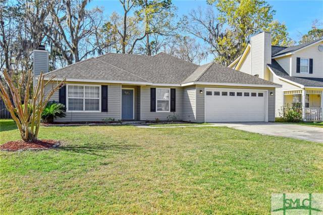 126 Saint Ives Drive, Savannah, GA 31419 (MLS #203682) :: Coastal Savannah Homes