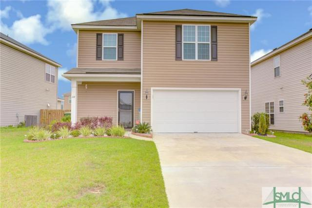 218 Calm Oak Circle, Savannah, GA 31419 (MLS #203689) :: Coastal Savannah Homes