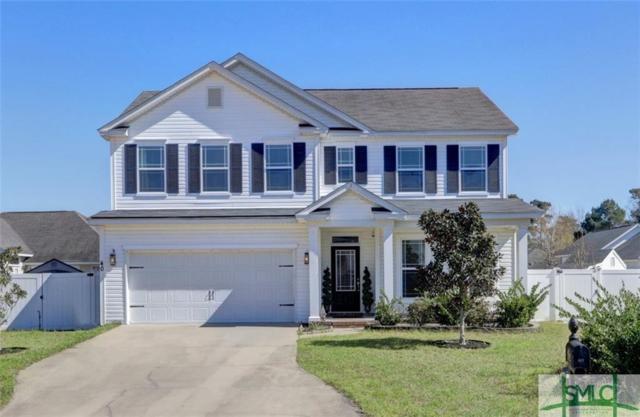 40 Bush Court, Richmond Hill, GA 31324 (MLS #203830) :: Coastal Savannah Homes