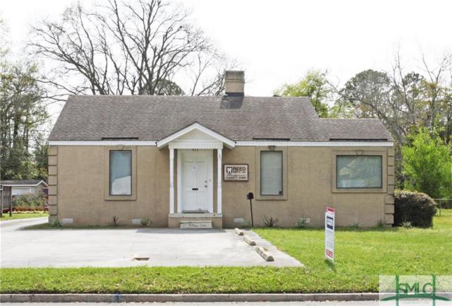 511 E 63rd Street, Savannah, GA 31405 (MLS #203962) :: Coastal Savannah Homes