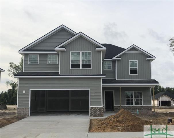 384 Alcott Circle, Hinesville, GA 31313 (MLS #204039) :: The Randy Bocook Real Estate Team