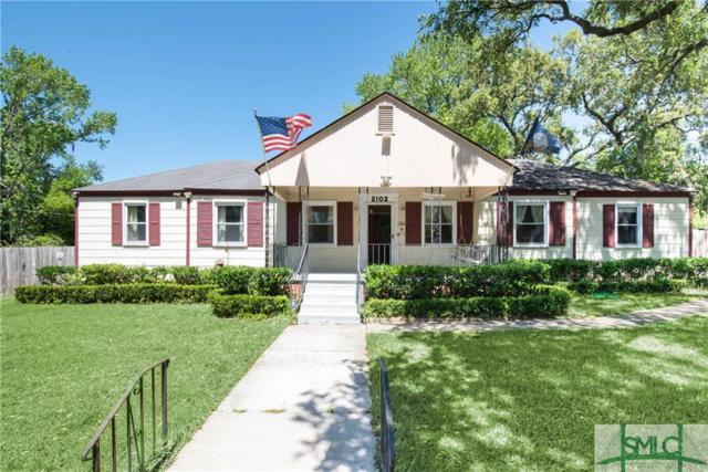 2102 E 60th Street, Savannah, GA 31404 (MLS #204066) :: Coastal Savannah Homes
