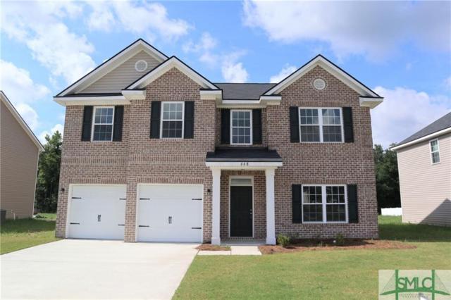 668 Red Oak Lane, Hinesville, GA 31313 (MLS #204137) :: Teresa Cowart Team