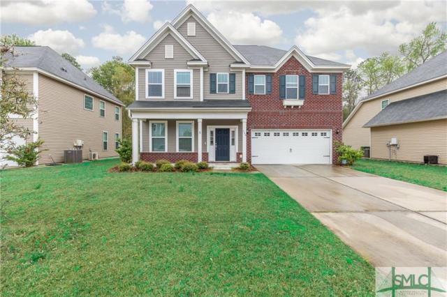 346 Casey Drive, Pooler, GA 31322 (MLS #204143) :: The Randy Bocook Real Estate Team