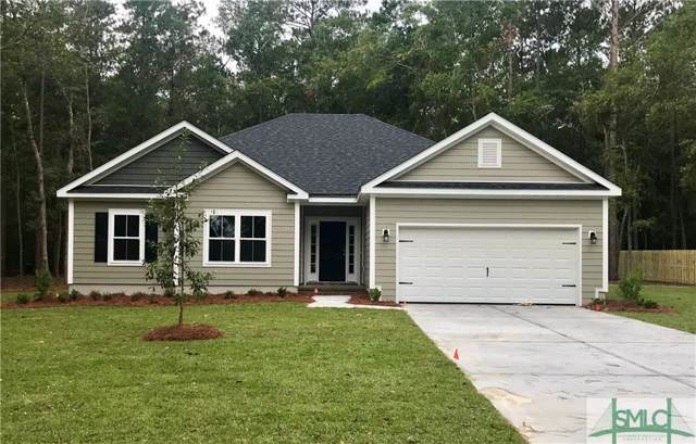 1930 Belle Island Road, Richmond Hill, GA 31324 (MLS #204192) :: Liza DiMarco