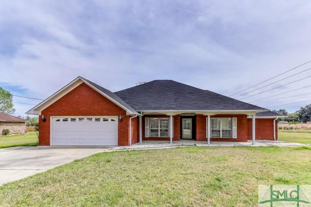 71 Edgewater Drive, Midway, GA 31320 (MLS #204316) :: The Sheila Doney Team