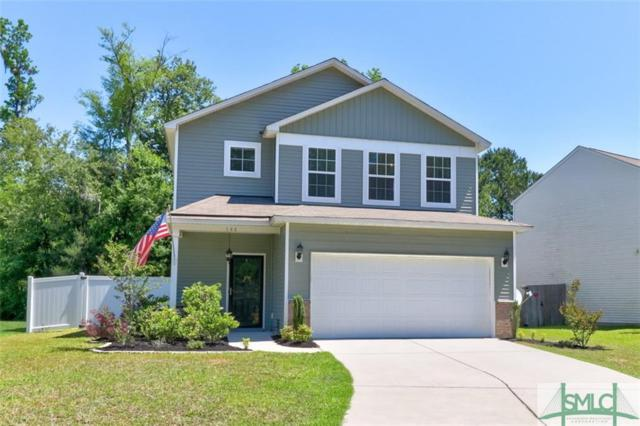 144 Hamilton Grove Drive, Pooler, GA 31322 (MLS #204338) :: The Randy Bocook Real Estate Team