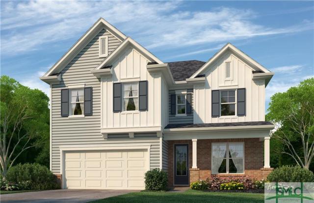 137 Arusha Avenue, Savannah, GA 31419 (MLS #204343) :: The Randy Bocook Real Estate Team