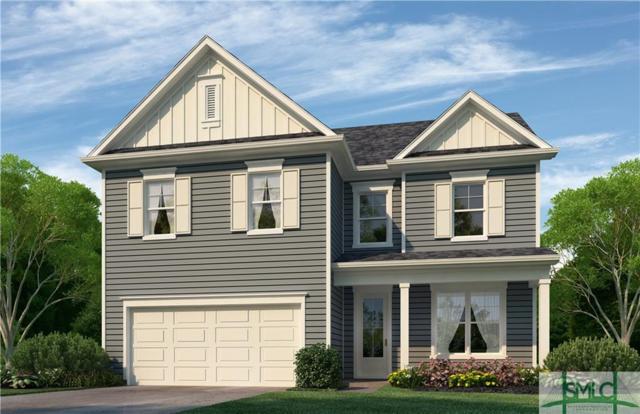 141 Arusha Avenue, Savannah, GA 31419 (MLS #204344) :: The Randy Bocook Real Estate Team