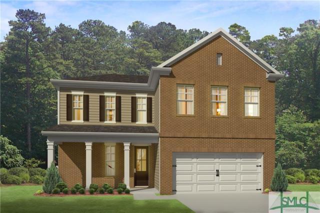 143 Arusha Avenue, Savannah, GA 31419 (MLS #204349) :: The Randy Bocook Real Estate Team