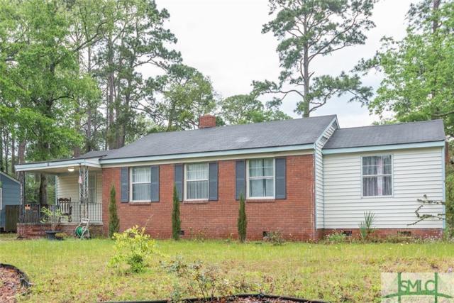 33 Pine Valley Road, Savannah, GA 31404 (MLS #204576) :: The Randy Bocook Real Estate Team